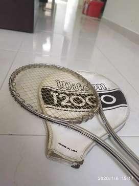 Raqueta de tenis WILSON T2000 (negociable)