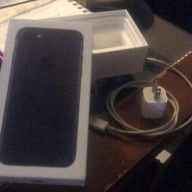 Iphone 7   128 Gb buen estado libre operador y icloud