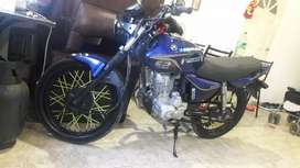 Motomel s2 andando a la perfeccion.