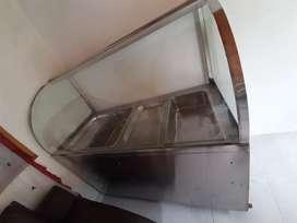 Carro baño maria