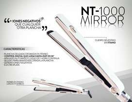 Plancha para cabello Turbox Profesional