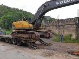 Excavadora Volvo EC290BLC AÑO 2O12