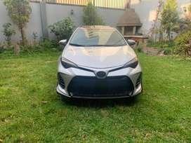Toyota Corolla Premium 2017 Versión Americana