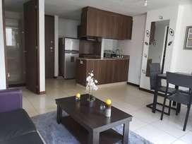 Apartamento amoblado en Medellin ID246
