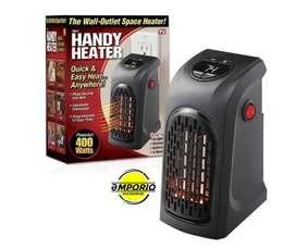 Calentador Ambiente Calefactor Portatil Handy Heater 400 W