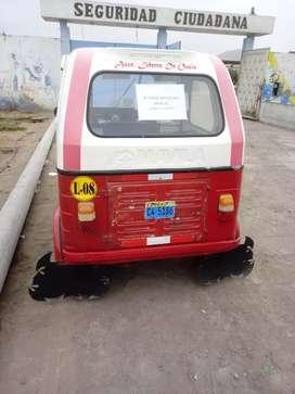 Mototaxi bajaj