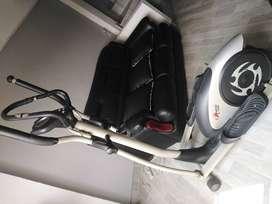 Bicicleta elíptica usada en buen estado