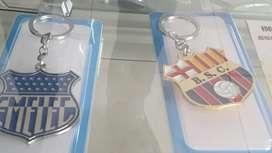 Llaveros de barcelona y emelec