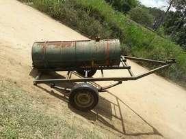 Trailer cisterna