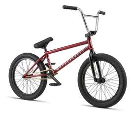 Bicicleta Wethepeople Crysis BMX PROFESIONAL
