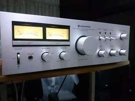 Amplificador, planta, Kenwood KA-501, sansui, marantz, pioneer, yamaha, technics