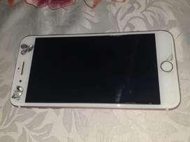 Iphone 7 plus de 32 gb con detalle