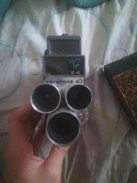 Se vende cámara keystone 8mm electri eye