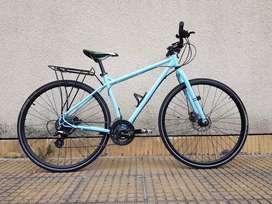 Bicicleta urbana gravel Excelente estado