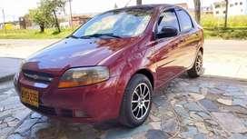 Chevrolet Aveo con aire, 2006 como nuevo
