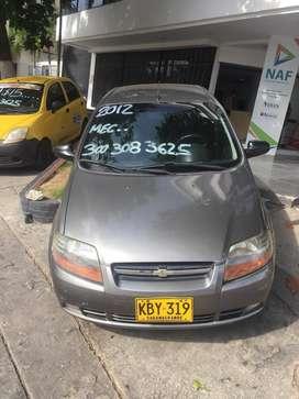 Chevrolet Aveo 1.6 Sedan 2012 Full