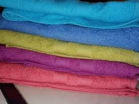 Vendo toallon 70cm x 120 cm