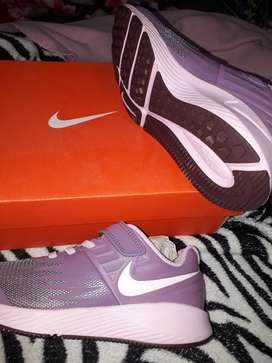 Zapatillas Nike de Nena.originales.