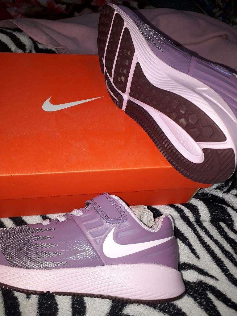 Zapatillas Nike de Nena.originales. 0