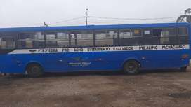 Se vende bus