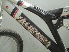 vendo bicicleta aurora
