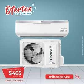AIRES ACONDICIONADOS ELECTROLUX INVERTER 12000 BTU