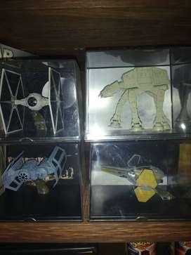 Star wars naves planeta