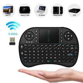 Mini teclado inalámbrico para dispositivos Periféricos