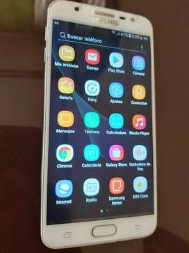 Samsung j7 prime con fisura