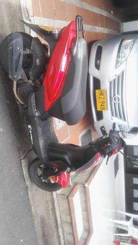 vendo moto nueva, economica AUTECO TWIST
