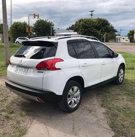 Peugeot 2008 1. 6 Allure 2017