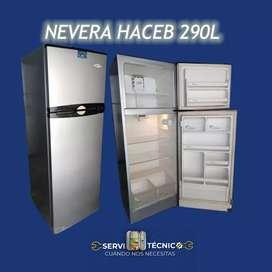 Nevera Haceb 290L