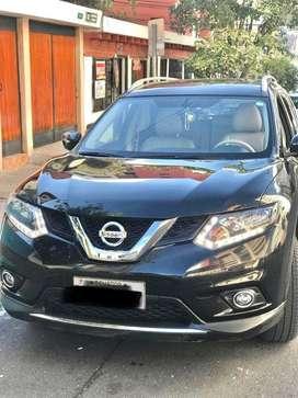 Nissan xtaril 2016 full