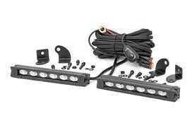 Kit de barras LED 6 pulgadas - Rough Country - NUEVOS - Iluminación - Luces
