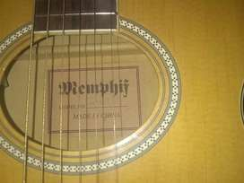 Guitarra electroacústica Memphis