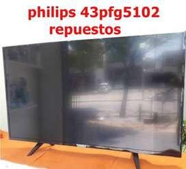 Philips 43pfg5102-repuestos