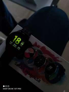 Reloj smartwatch S8