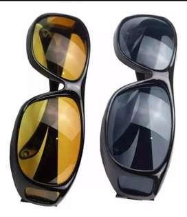 Gafas hd2 por 1