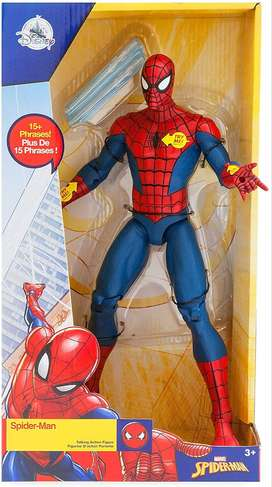 Marvel Spider-man Talking Figura De Acción Multi
