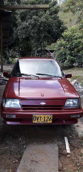 Vendo chevrolet sprint negociable.