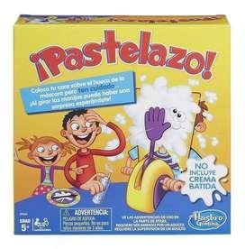 Pastelazo Juego De Mesa Original Hasbro