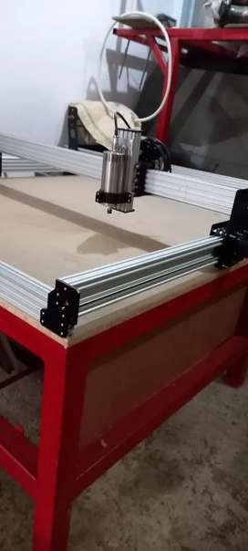 Maquinas CNC Router 1.5KW - 2 HP para maderas y acrilicos