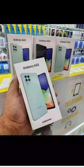 Samsung A22 128Gb nuevos sellados