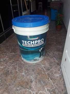 Vendo pintura membrana