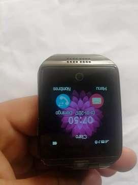Smartwatch nuevo de paquete coge chip
