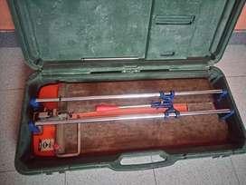 Cortadora de baldosa 60 cms clasica rubí autentica