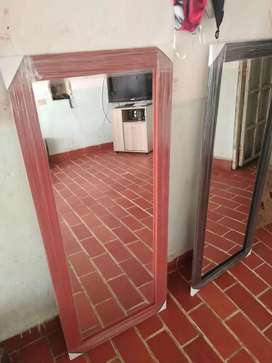 Hermosos espejos para tu hogar de 50x120..