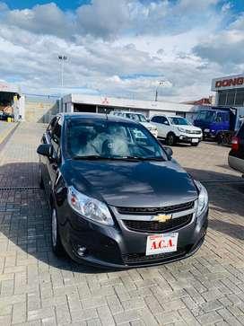 Chevrolet Sail como nuevo