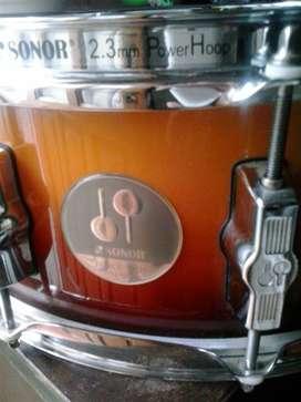 Tambor Sonor 3005 Full Maple 14x5 año 2005/6