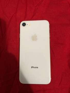 Iphone 8 blanco
